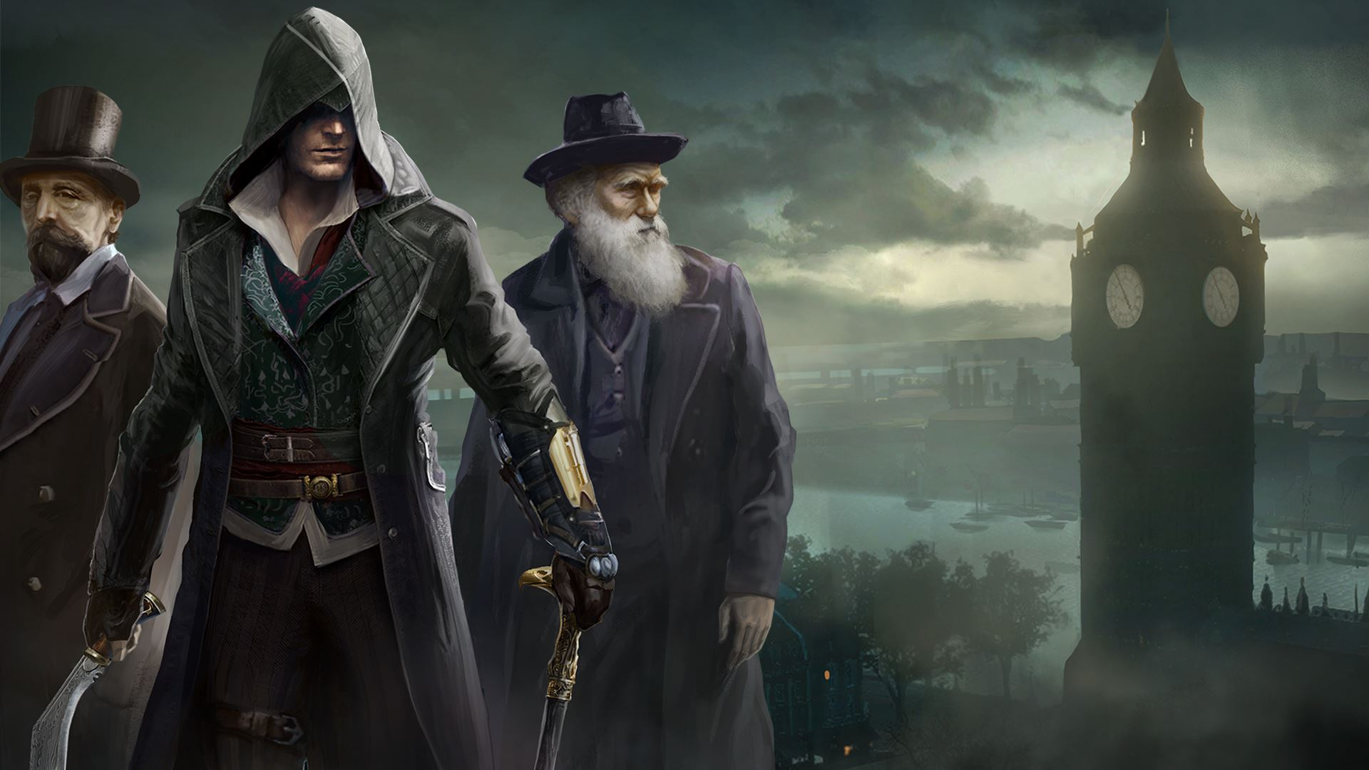 Assassin S Creed Syndicate Hd Wallpaper Background Image