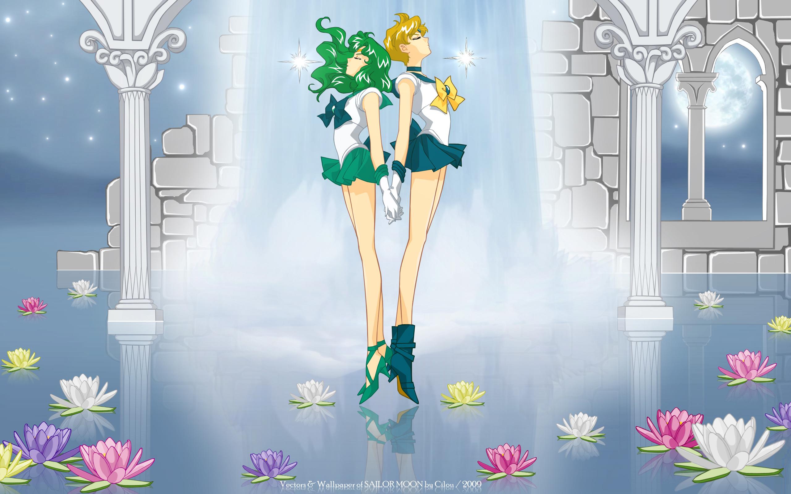Sailor Moon Hd Wallpaper Background Image 2560x1600 Id