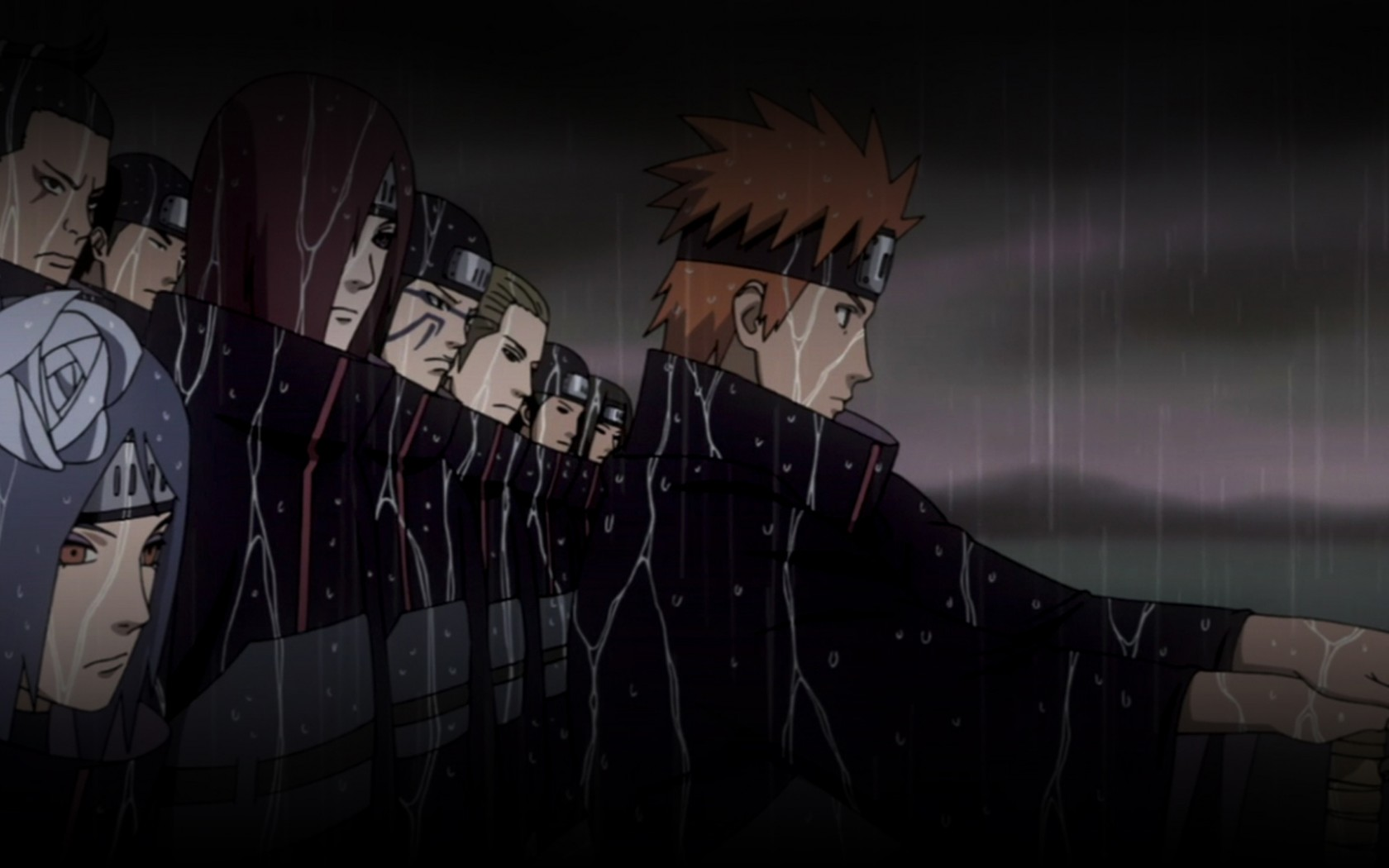 Pain - Naruto Wallpaper and Background Image | 1680x1050 ...