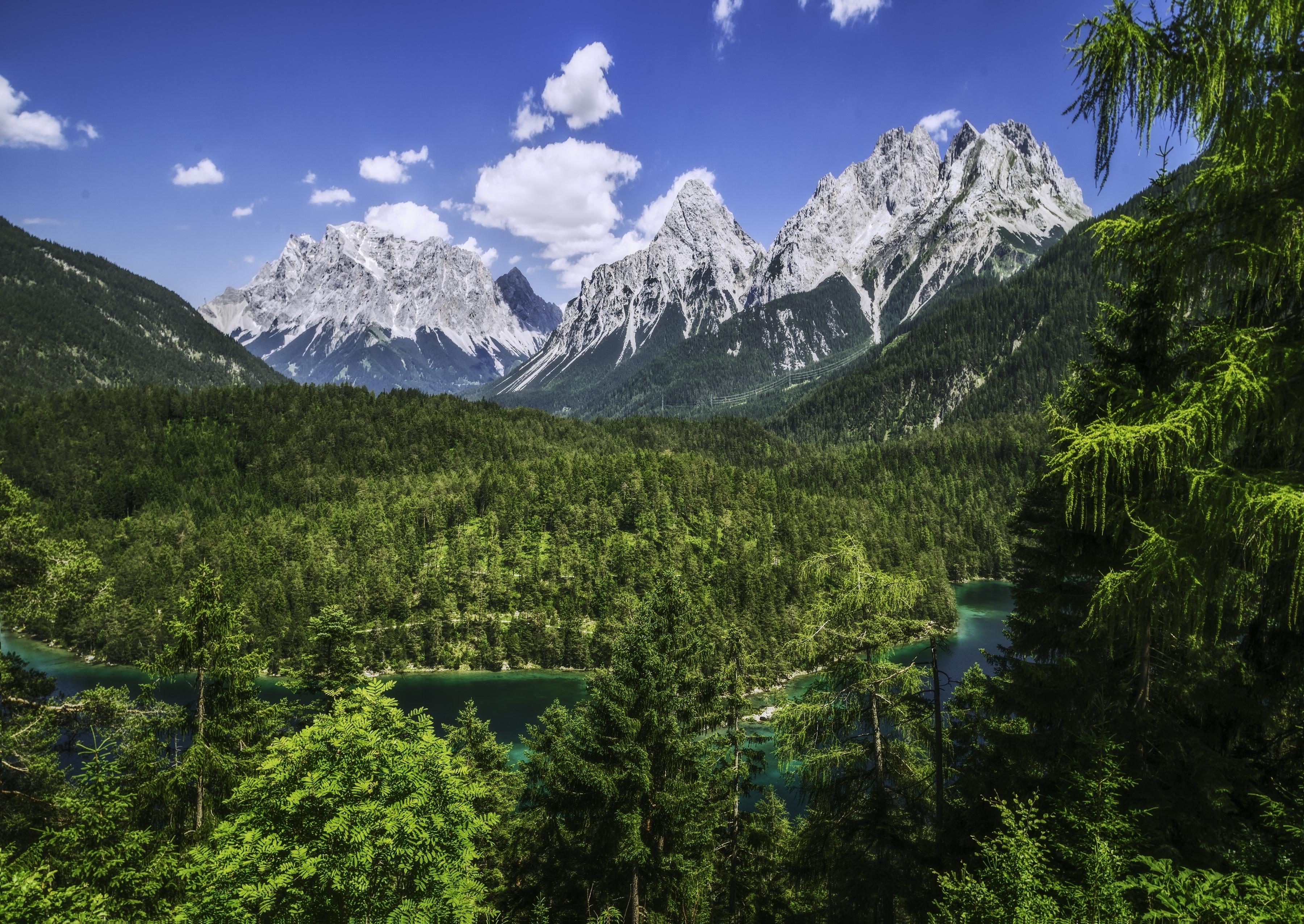 Alpen Full HD Wallpaper And Hintergrund 3600x2551 ID