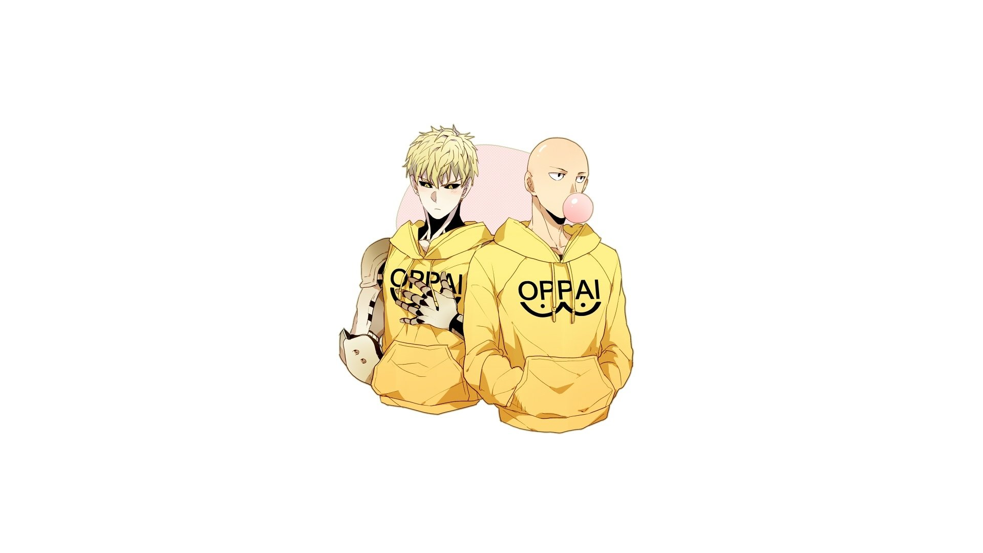 534 One-Punch Man HD Wallpapers | Background Images - Wallpaper Abyss
