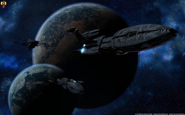 TV Show Star Trek: Enterprise Star Trek Enterprise Andorian HD Wallpaper | Background Image