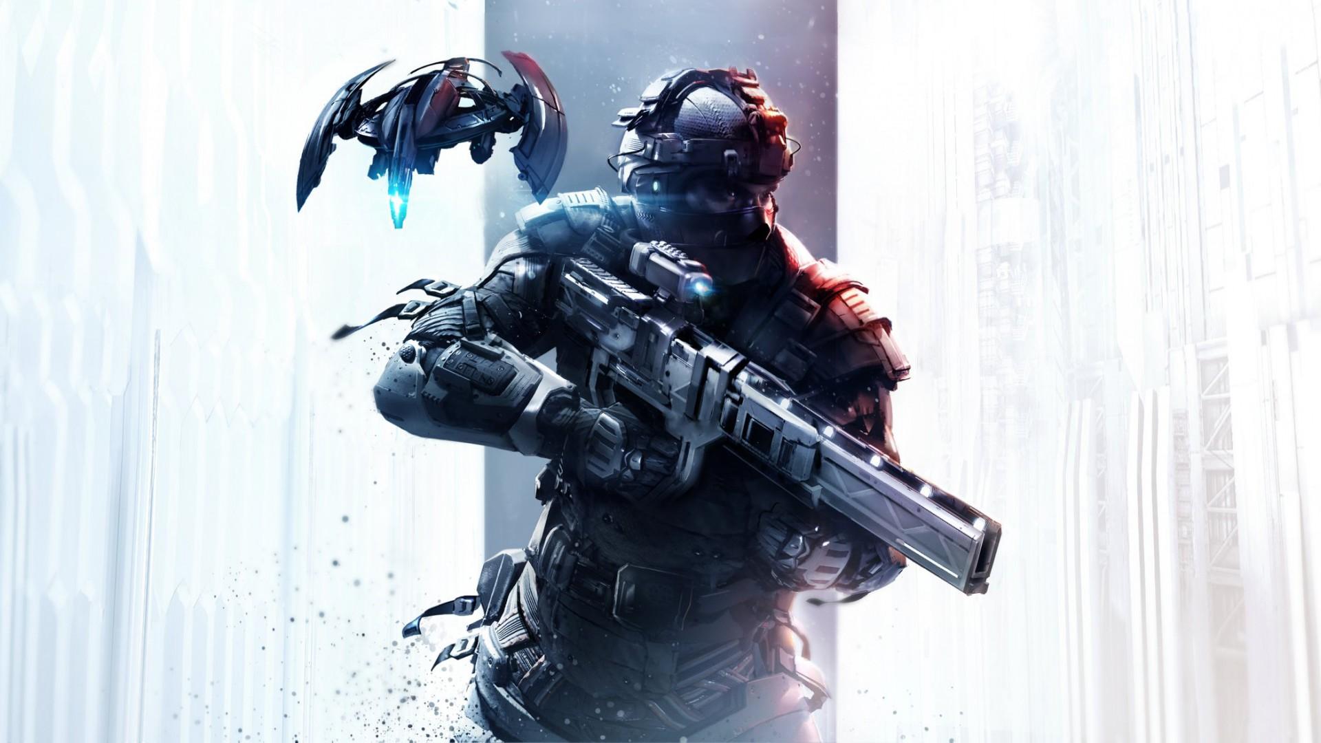 Killzone shadow fall full hd wallpaper and background image video game killzone shadow fall wallpaper voltagebd Gallery