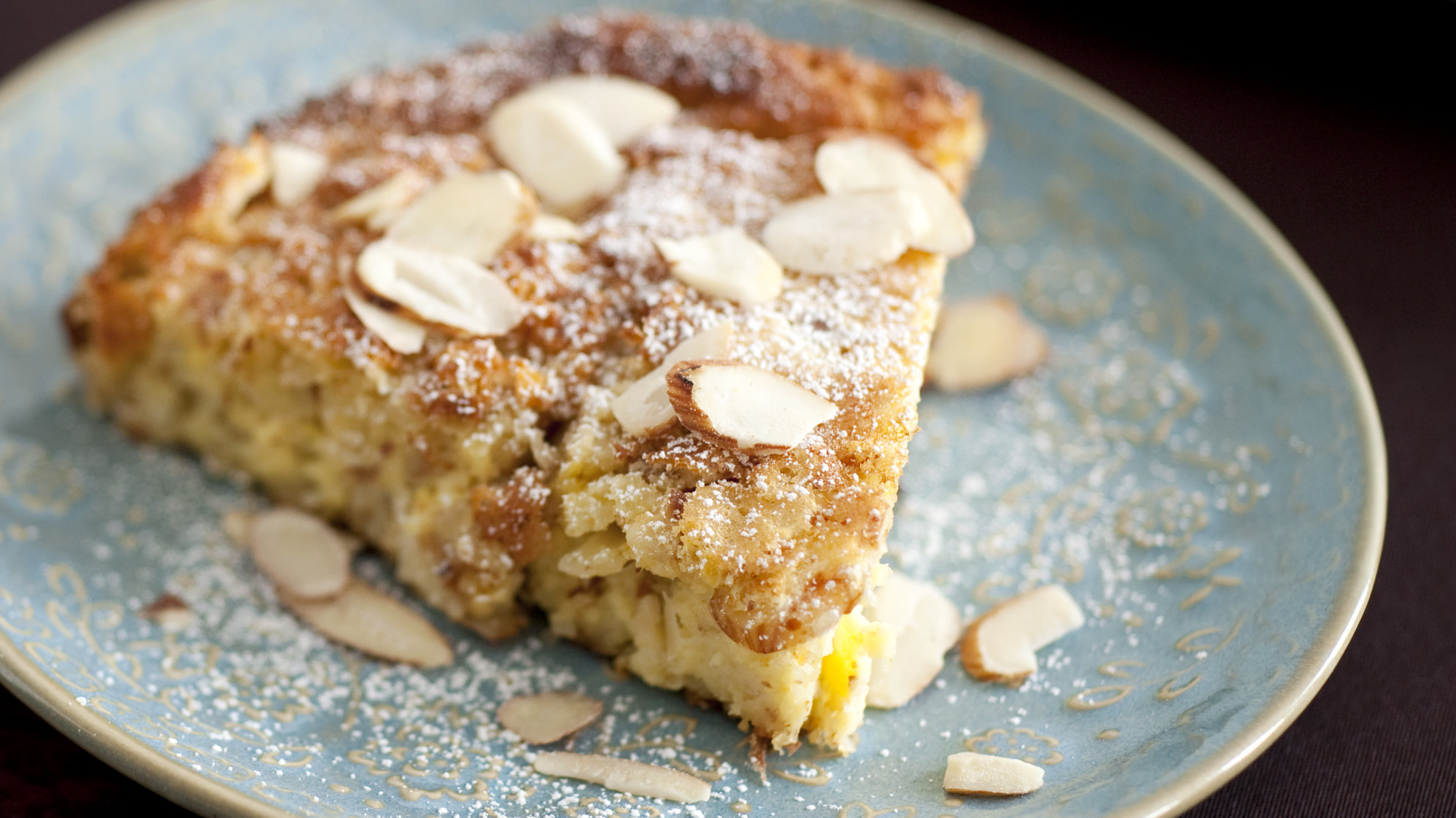 Lemon-Almond Tart Computer Wallpapers, Sfondi Per Desktop | 1996x1122 ...