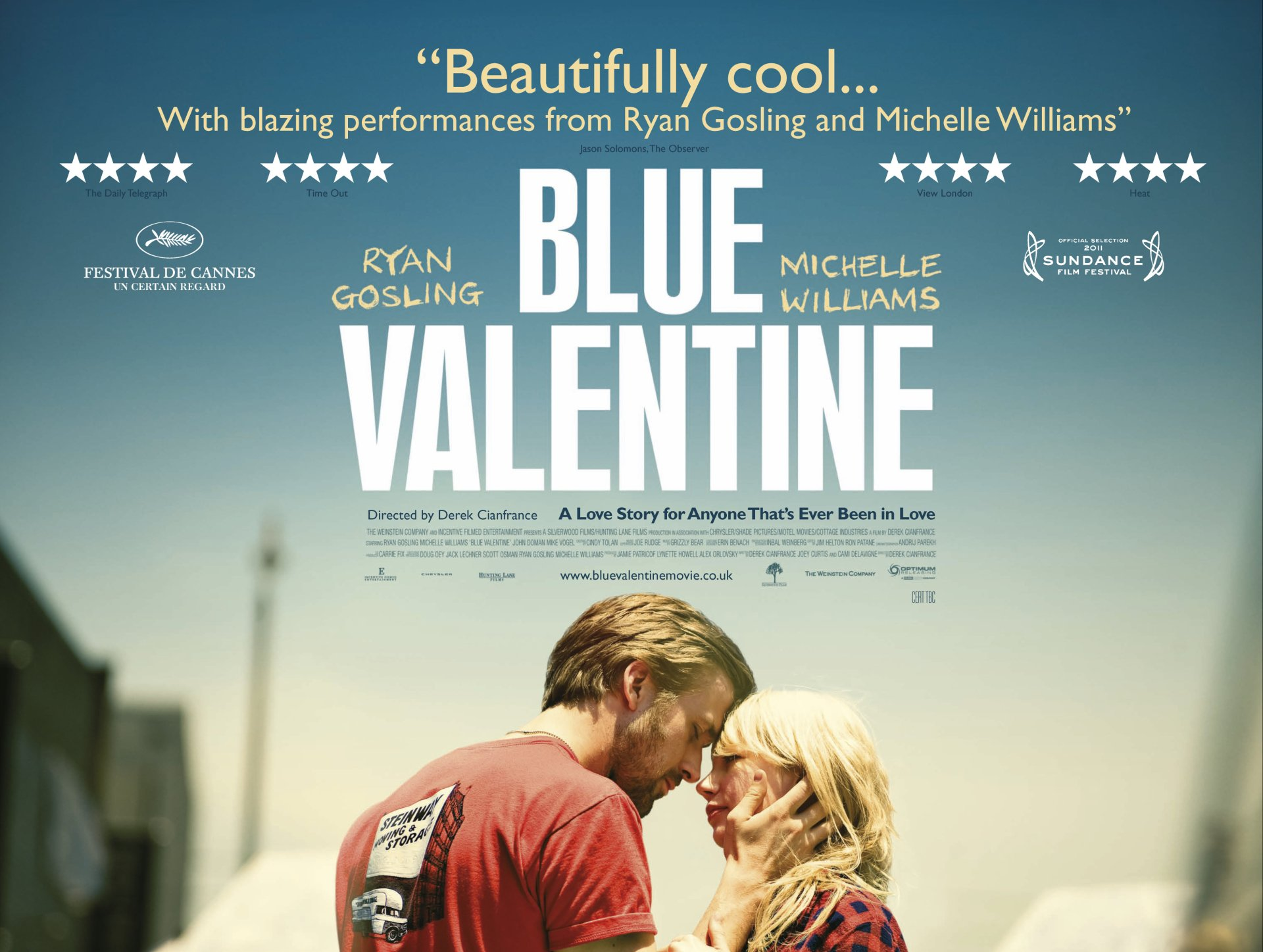 2 Blue Valentine Fondos De Pantalla Hd Fondos De