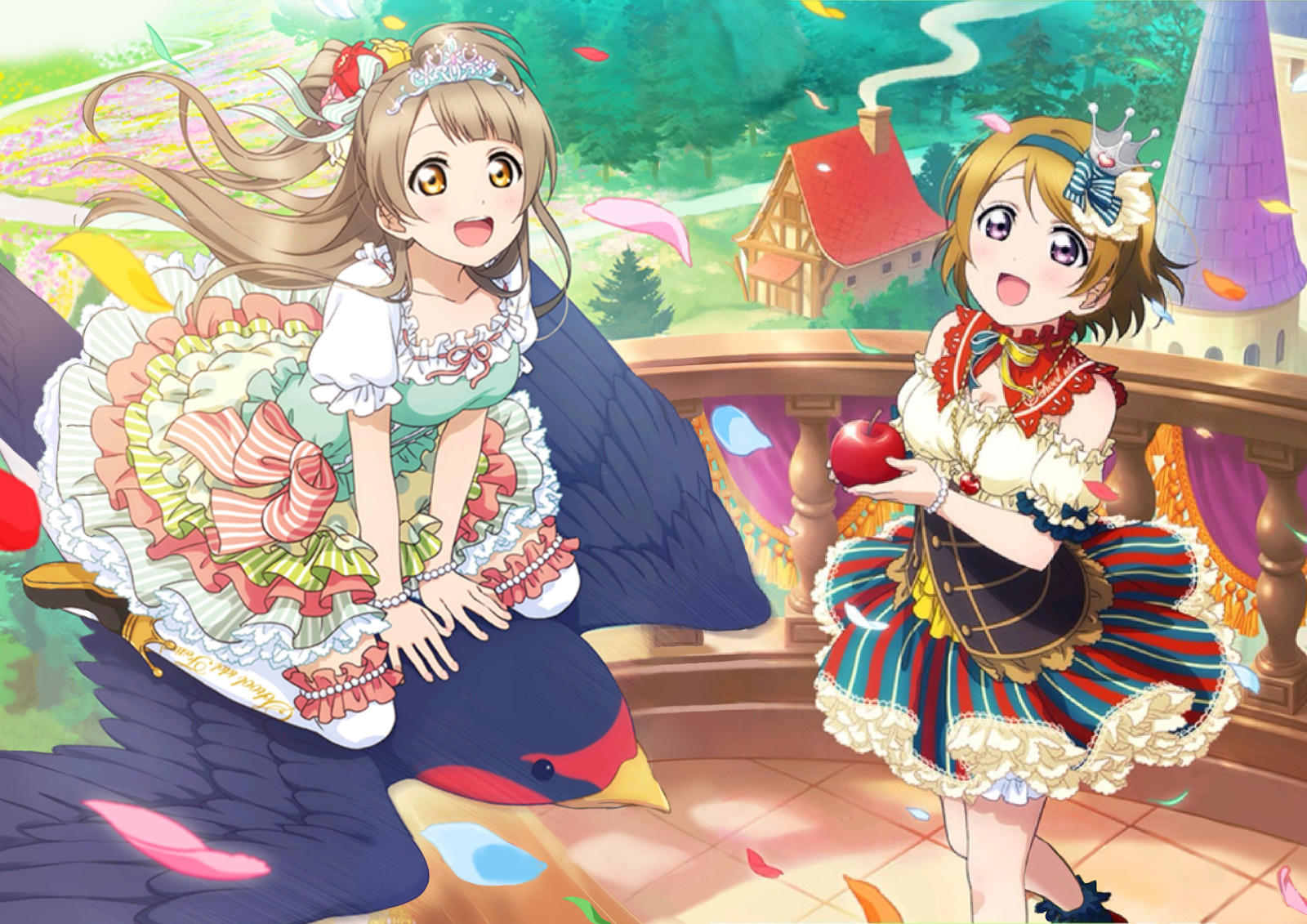 Love live wallpaper and background image 1600x1131 id - Love live wallpaper 540x960 ...