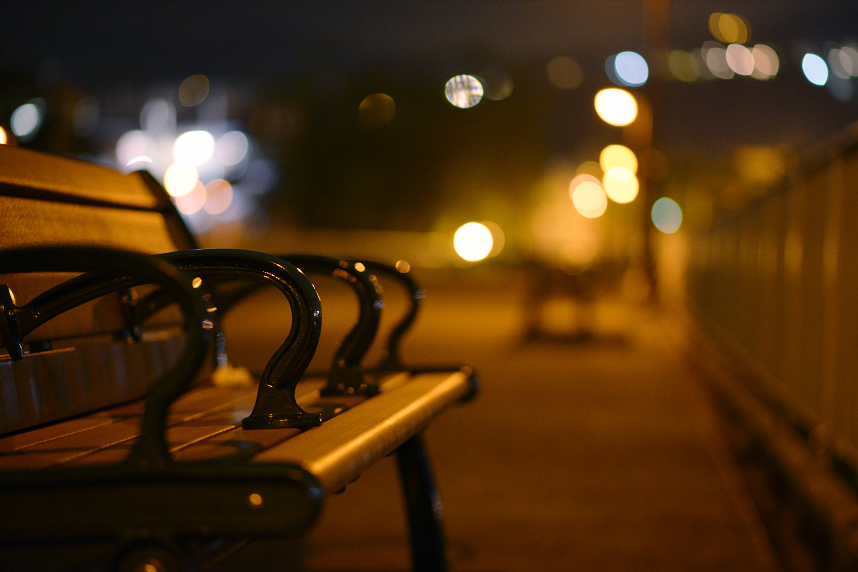 Bench Hd Wallpaper Background Image 3000x2000 Id