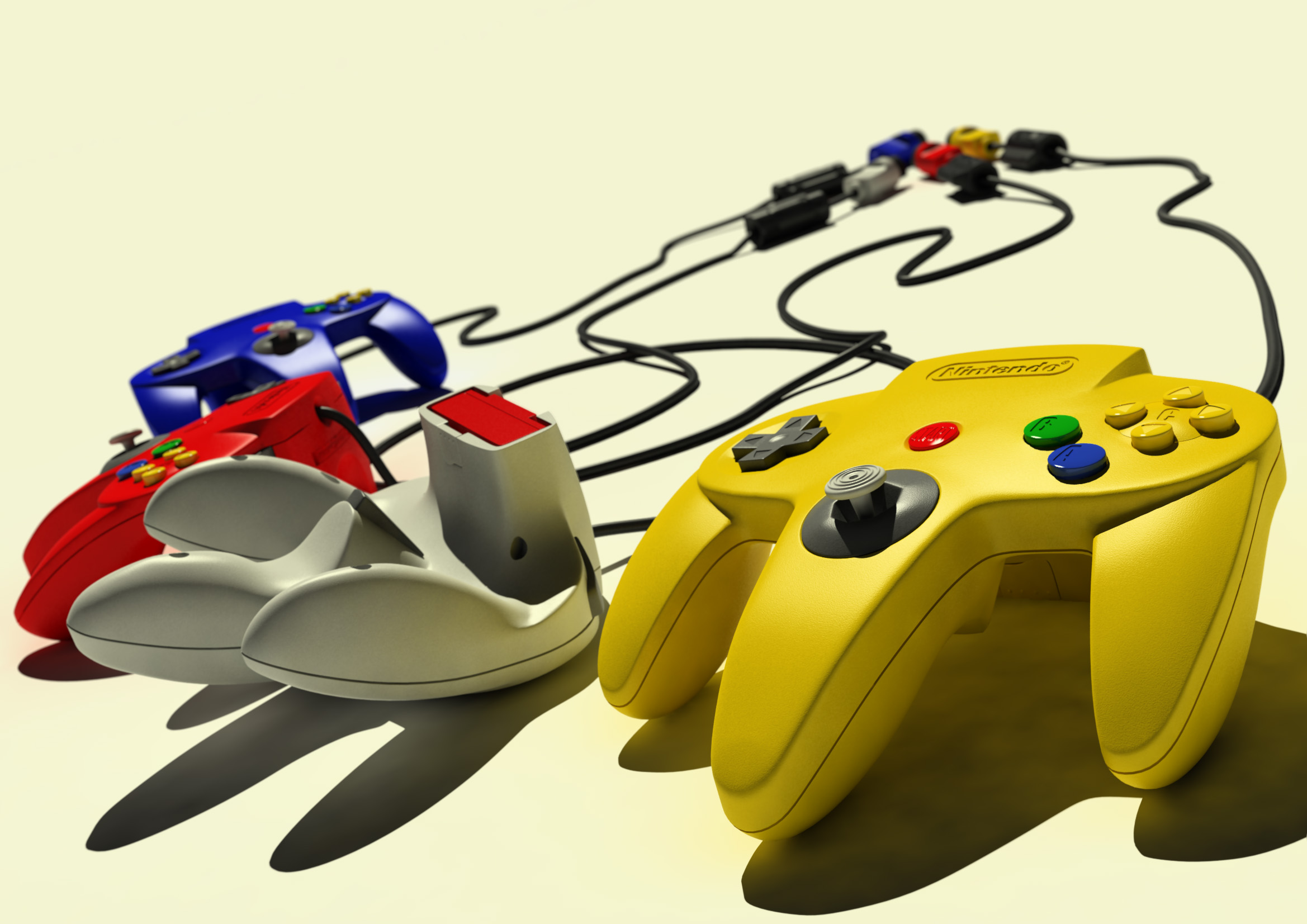 9 Nintendo 64 HD Wallpapers | Backgrounds - Wallpaper Abyss