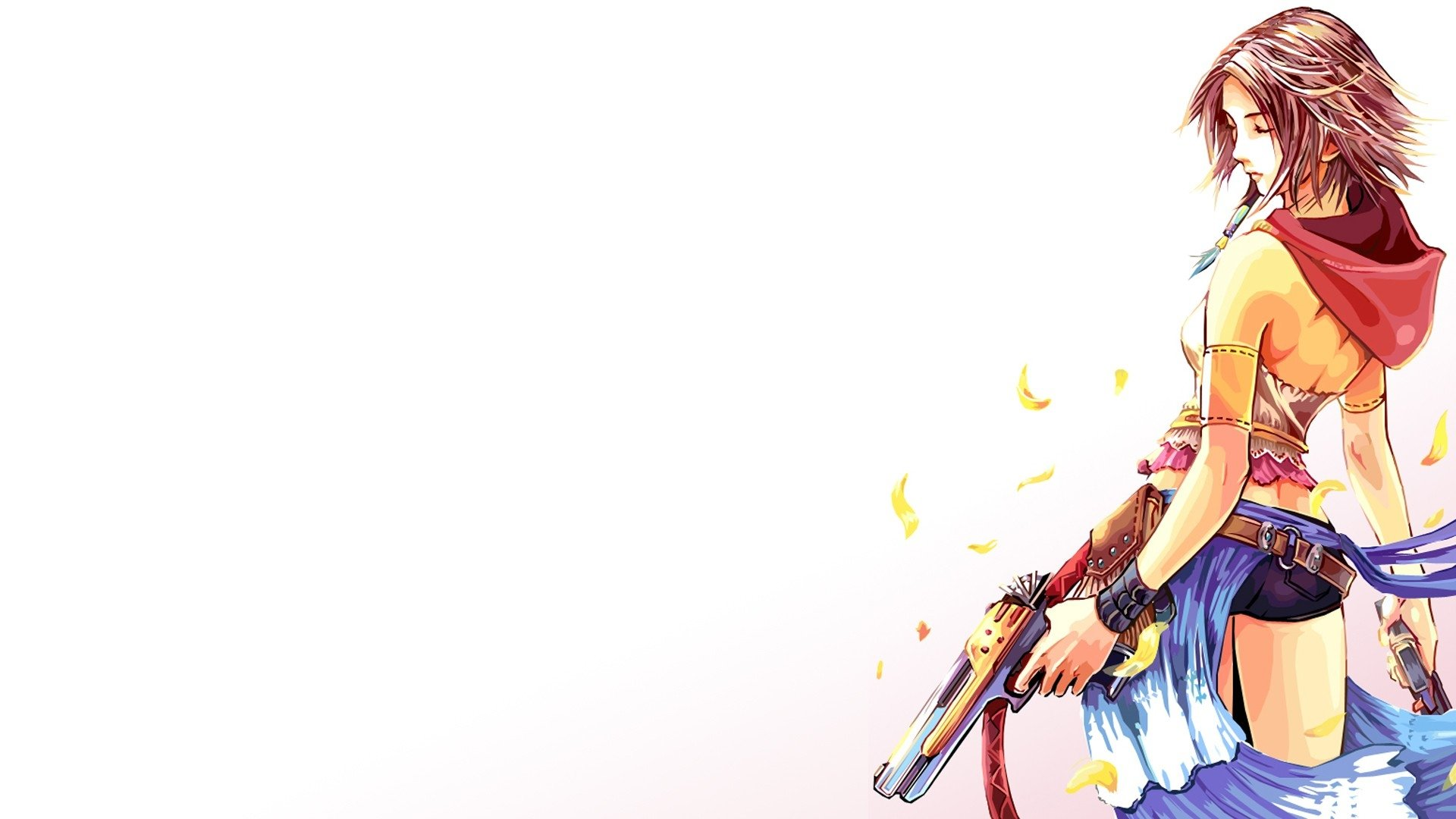Final Fantasy X 2 Hd Wallpaper Background Image 1920x1080 Id