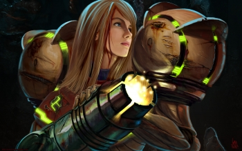 Video Game - Metroid Wallpapers and Backgrounds ID : 6605