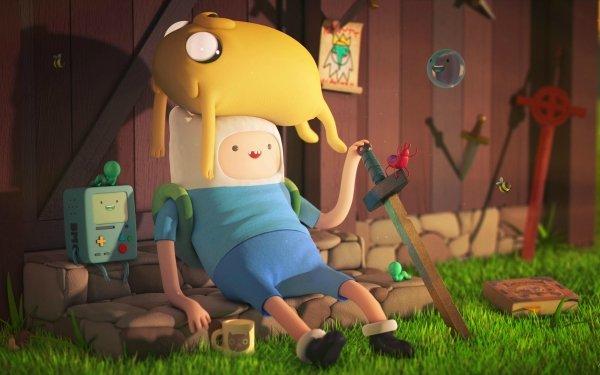 TV Show Adventure Time Finn Jake HD Wallpaper   Background Image