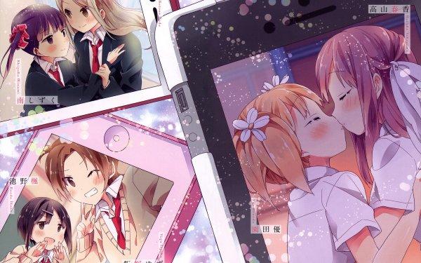 Anime Sakura Trick HD Wallpaper   Background Image