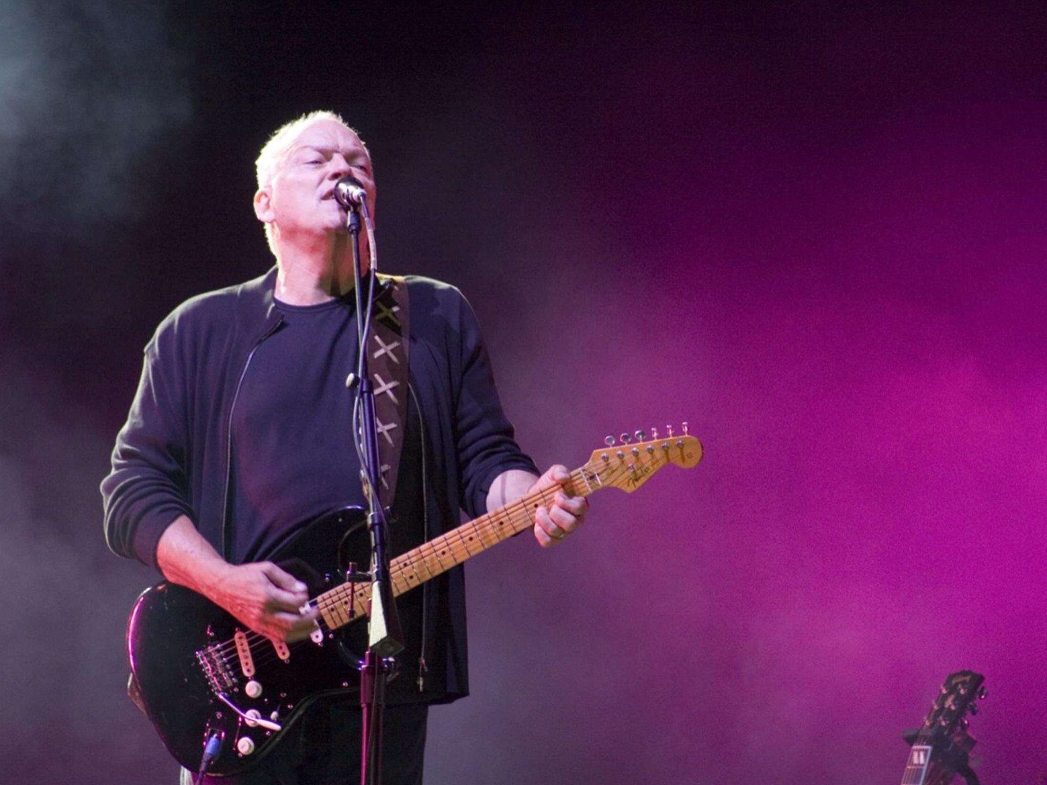 David Gilmour Fondo De Pantalla Hd Fondo De Escritorio
