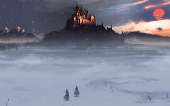 Fantasy - Castle Wallpapers and Backgrounds ID : 6617