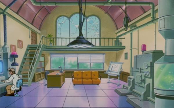 Anime Pokémon: La Película 2000 Pokémon Professor Oak Fondo de pantalla HD | Fondo de Escritorio