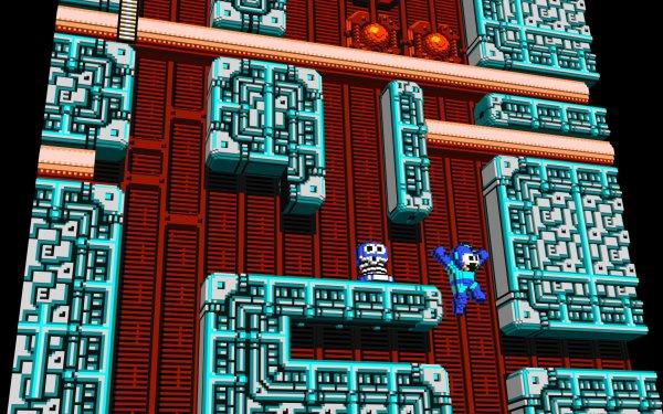Video Game Mega Man 2 Mega Man HD Wallpaper | Background Image