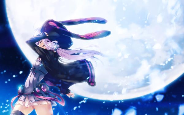 Anime Vocaloid Yuzuki Yukari HD Wallpaper | Background Image