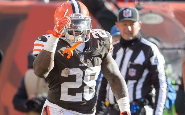 Sports Cleveland Browns Football HD Wallpaper | Background Image