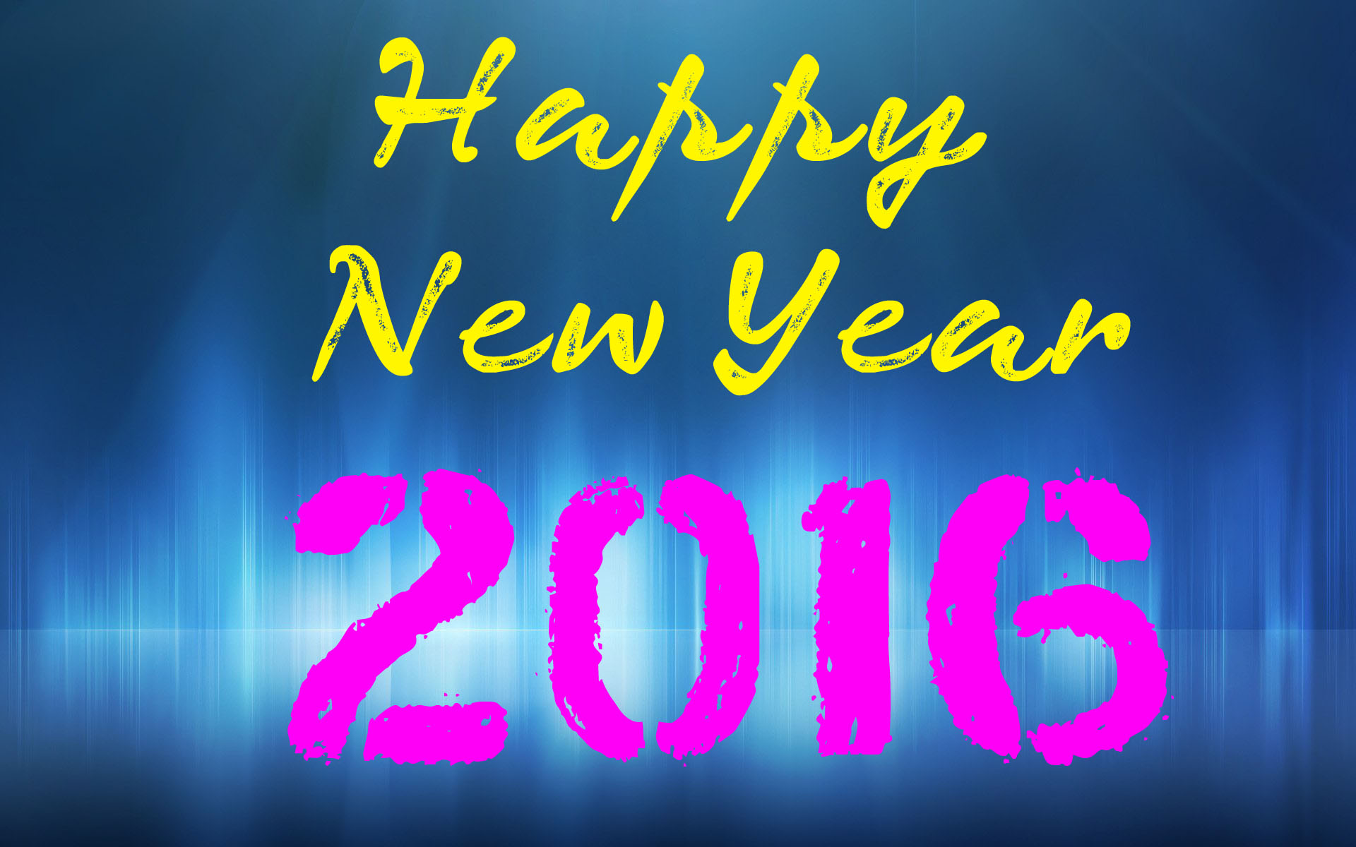 New Year 2016 Hd Wallpaper Background Image 1920x1200 Id