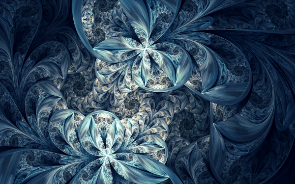 Abstract Fractal HD Wallpaper | Background Image