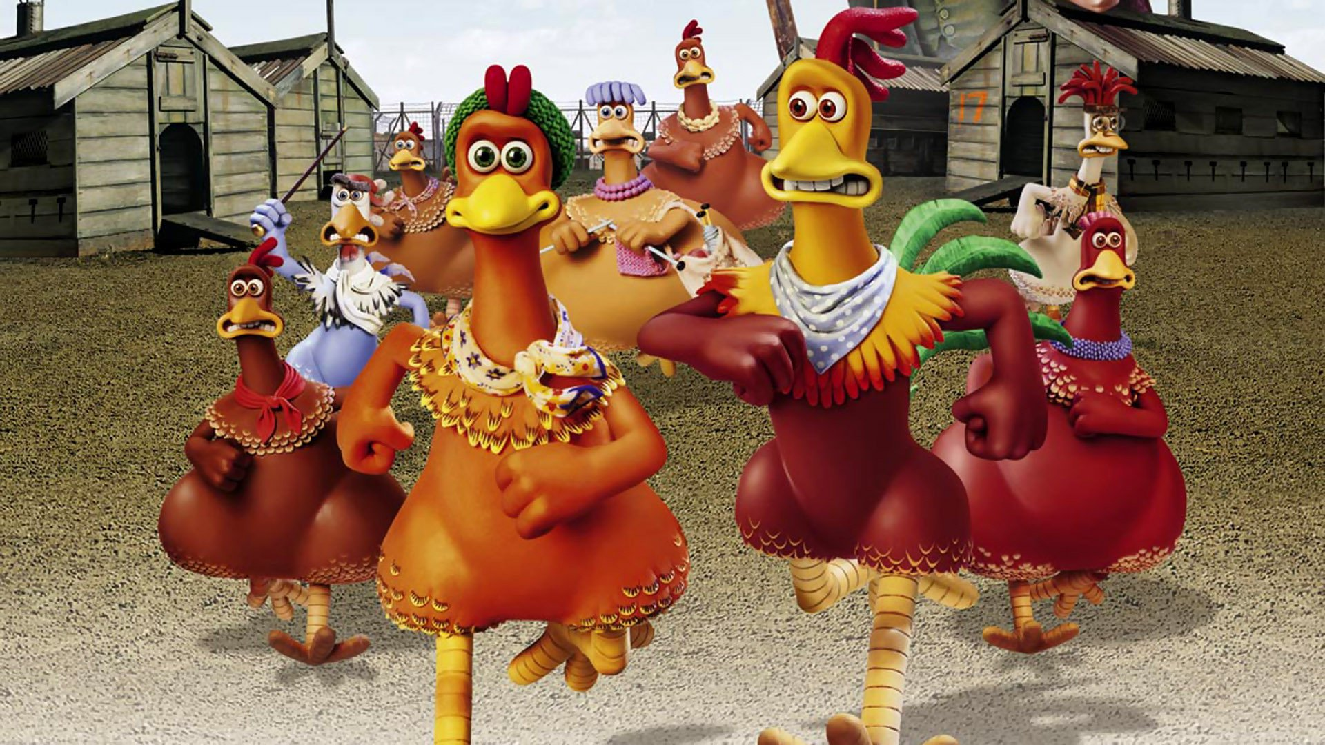 1 Chicken Run Hd Wallpapers Background Images Wallpaper Abyss
