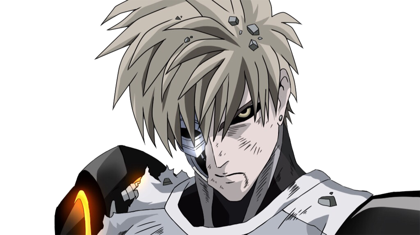 Genos Wallpaper And Background Image 1372x768 Id 666883