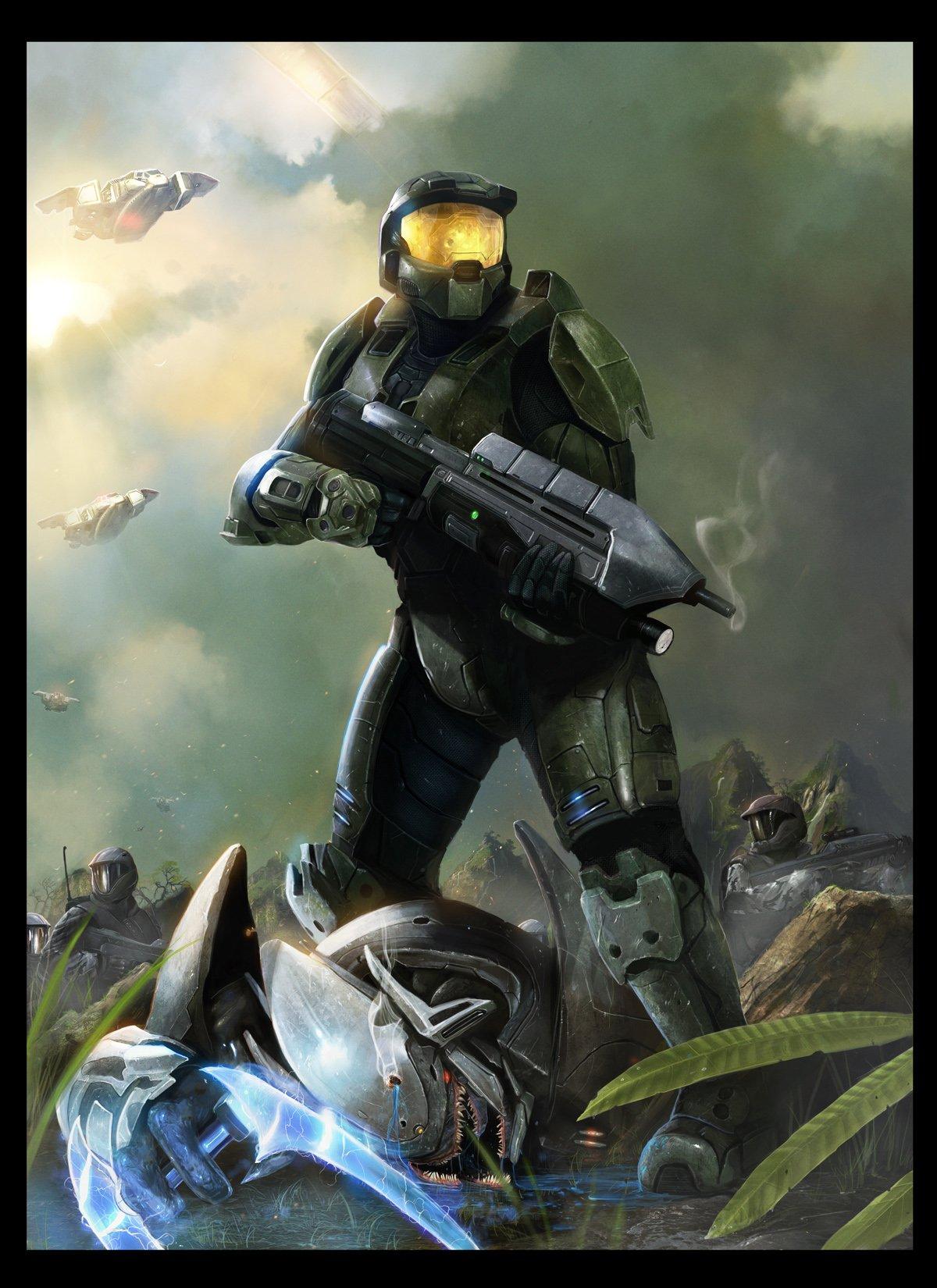 Video Game - Halo  Wallpaper
