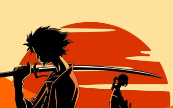 86 Samurai Champloo Hd Wallpapers Background Images Wallpaper Abyss