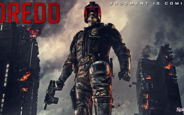 Movie Dredd Judge Dredd HD Wallpaper | Background Image
