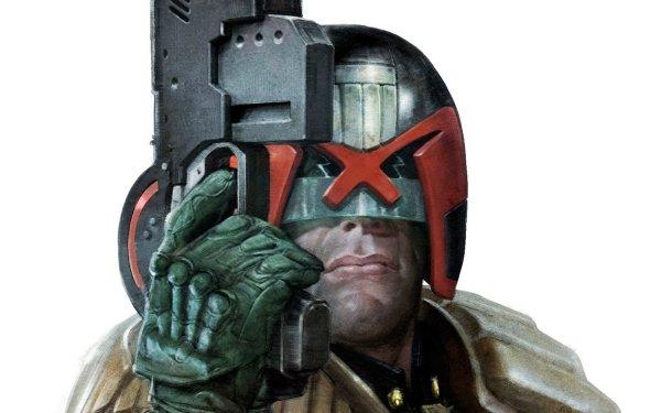 Comics Dredd Judge Dredd HD Wallpaper | Background Image