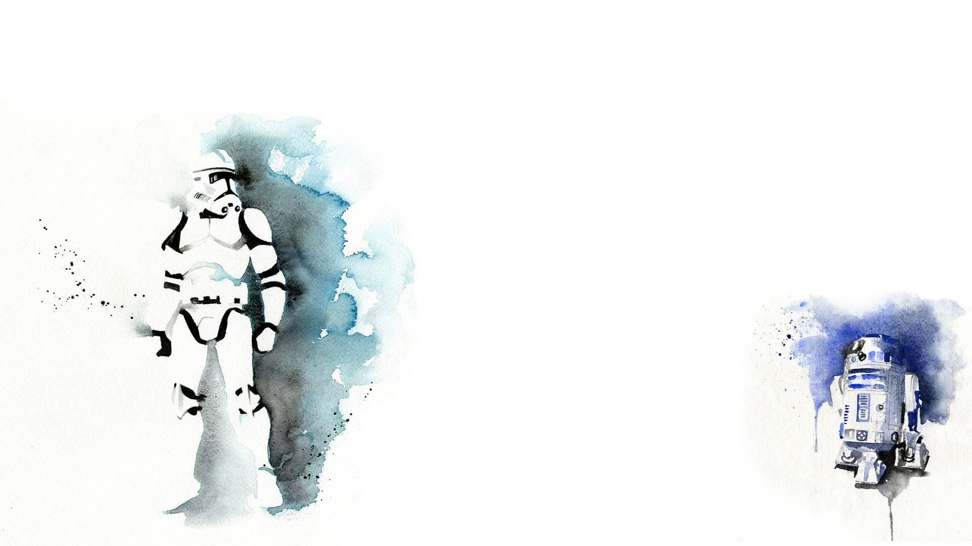 Plano De Fundo Full Hd: Star Wars Papel De Parede HD