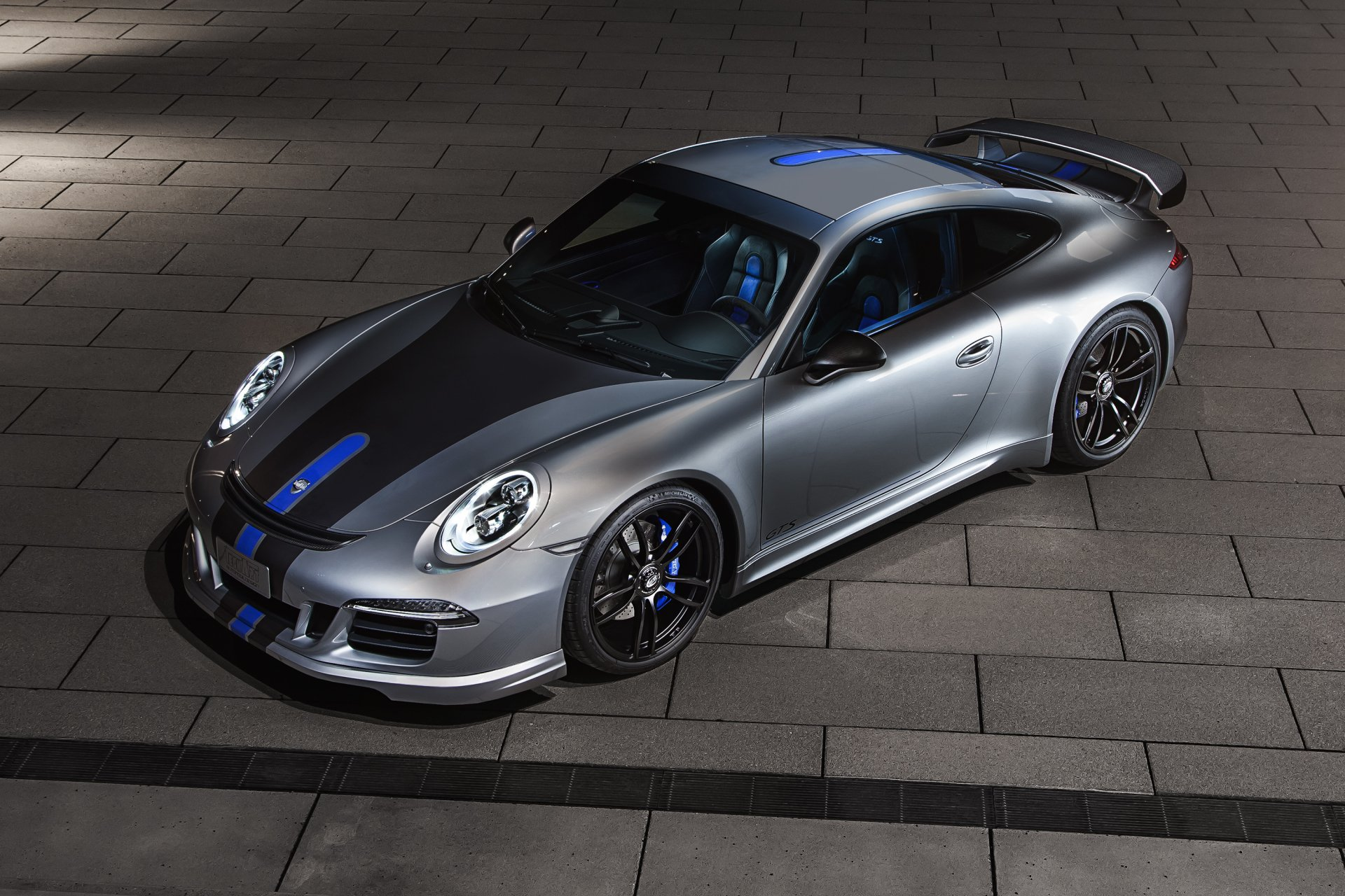 Vehicles - Porsche 911 Carrera  Porsche 911 Porsche Supercar Silver Car Car Vehicle Wallpaper