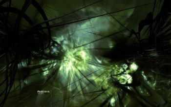 Abstract - Green Wallpapers and Backgrounds ID : 67095
