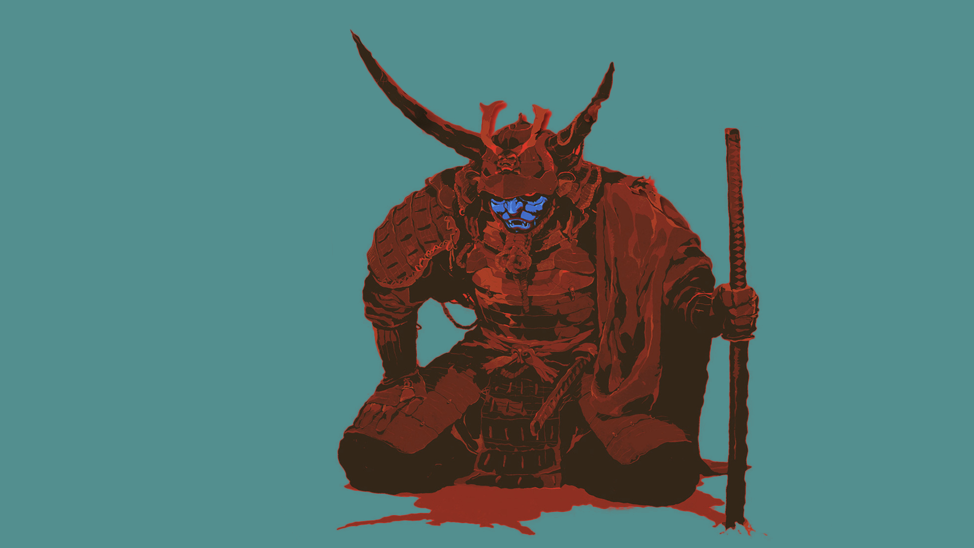 Cannibal Ox Blade Of The Ronin HD Wallpaper