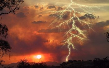 Photography - Lightning Wallpapers and Backgrounds ID : 6719