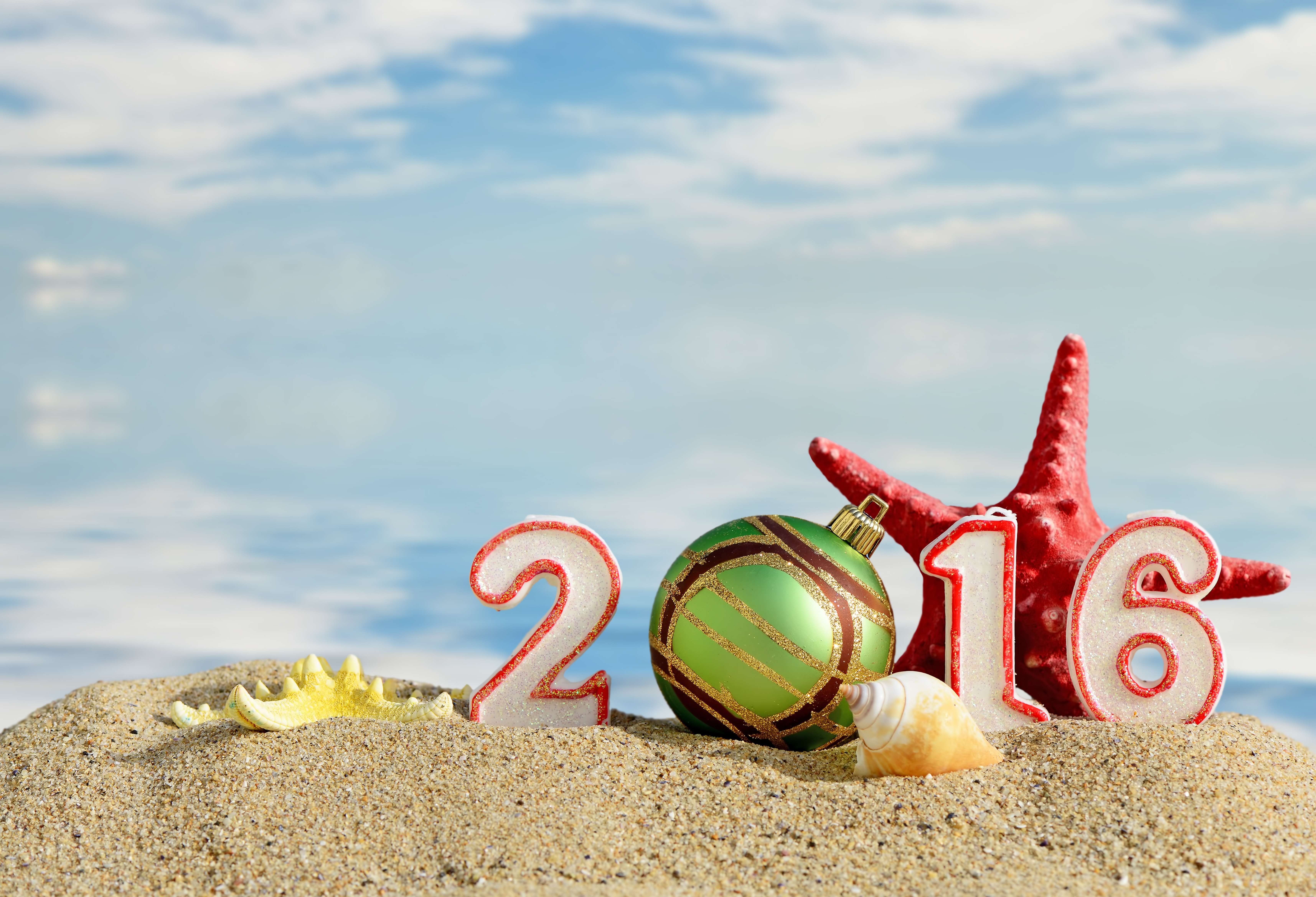 New Year 2016 5k Retina Ultra HD Wallpaper and Background ...