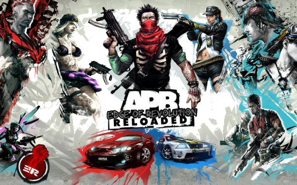 Video Game APB Reloaded HD Wallpaper | Background Image