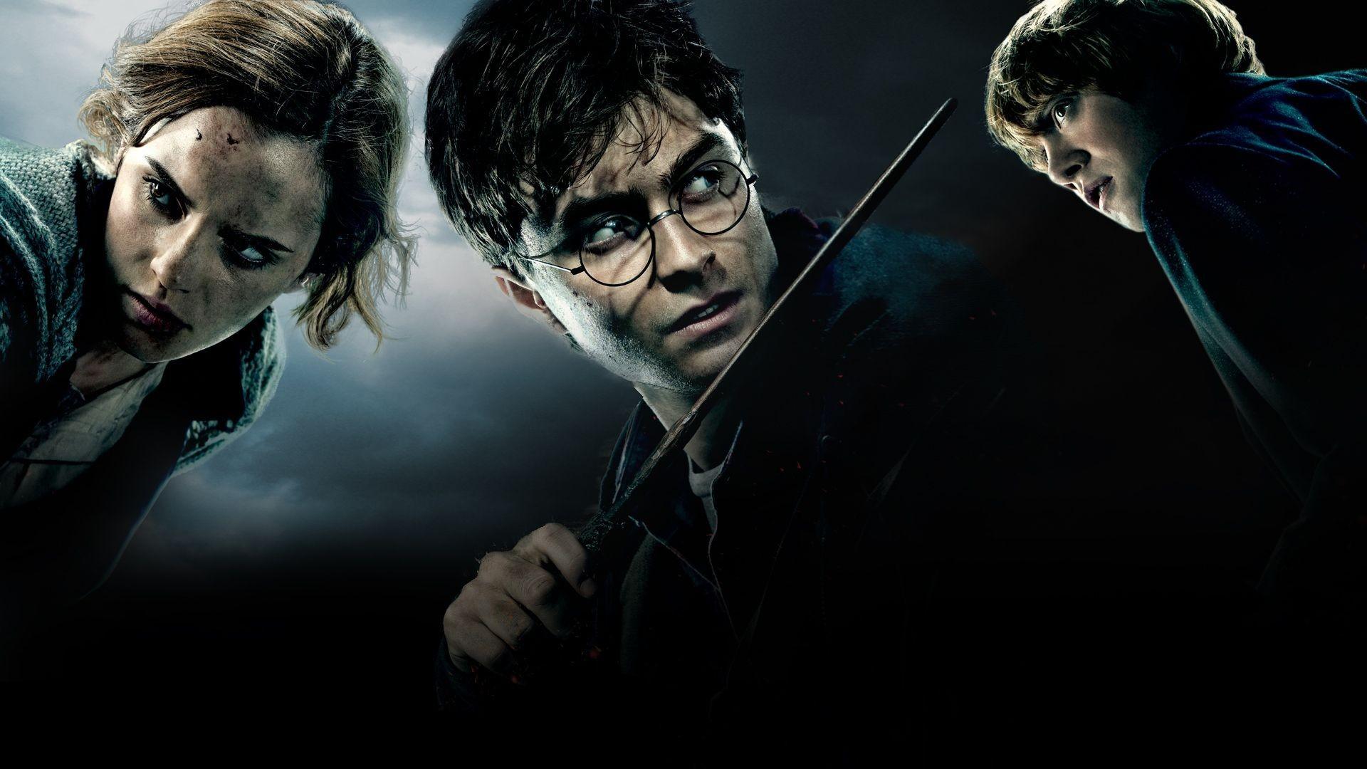 Harry Potter Y Las Reliquias De La Muerte Parte 1 Fondo De