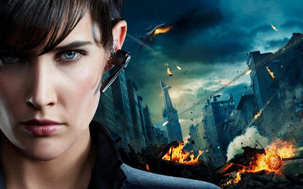 Movie The Avengers Avengers Cobie Smulders Maria Hill HD Wallpaper | Background Image