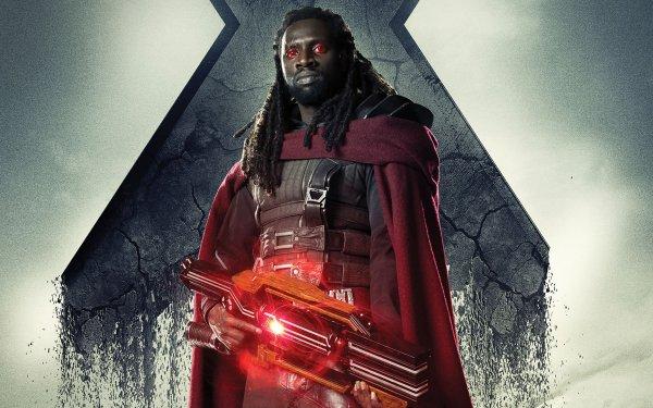 Movie X-Men: Days of Future Past X-Men Marvel Comics Bishop Omar Sy HD Wallpaper | Background Image
