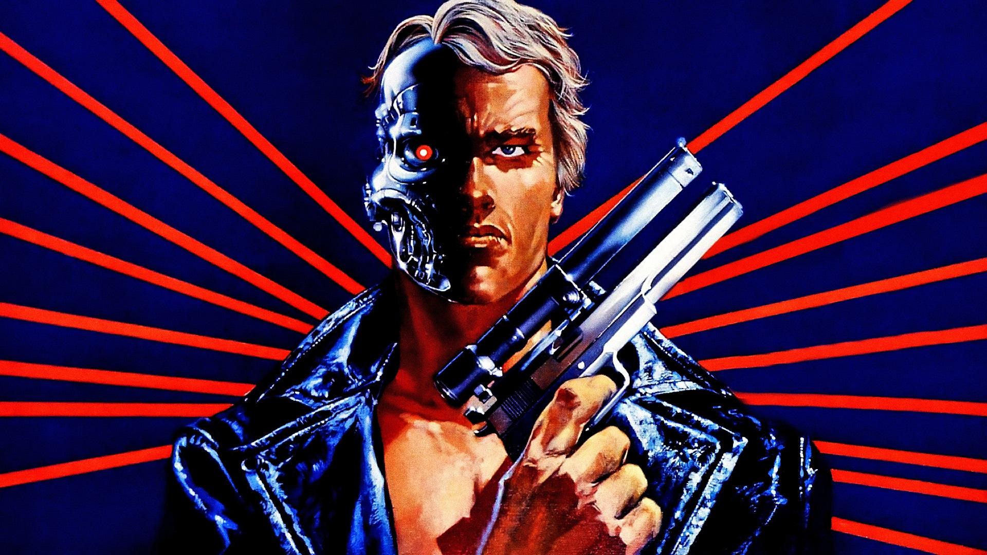 Terminator Fondo De Pantalla Hd Fondo De Escritorio