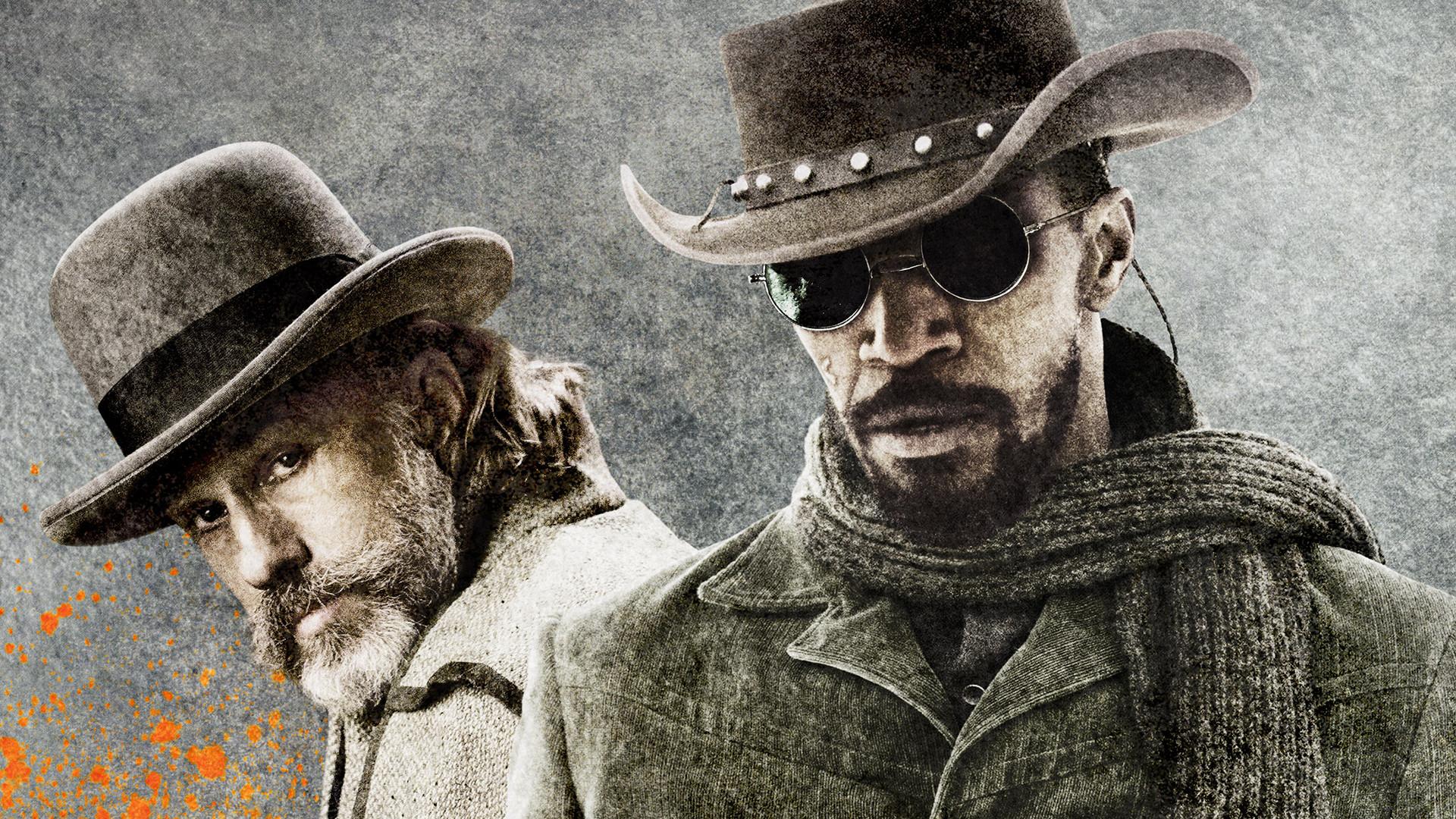 Django Unchained Full HD Fond d'écran and Arrière-Plan ...
