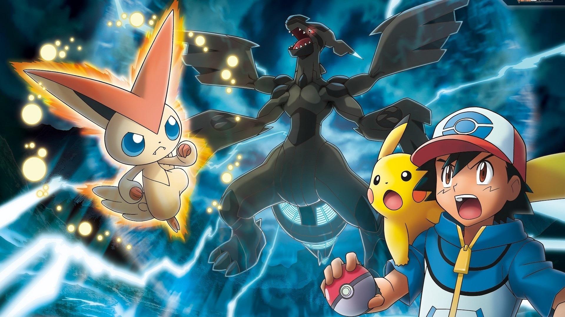 Pokémon Fond d'écran HD | Arrière-Plan | 1920x1080 | ID:675513 - Wallpaper Abyss