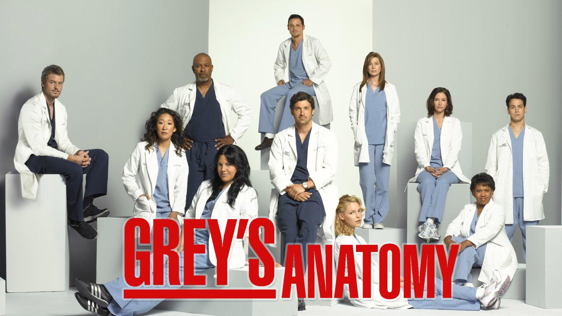 Grey\'s Anatomy HD Wallpaper | Background Image | 1920x1080 | ID ...