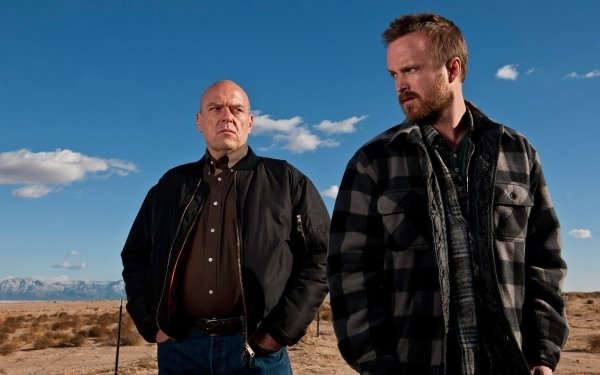 TV Show Breaking Bad Aaron Paul Jesse Pinkman Dean Norris Hank Schrader HD Wallpaper   Background Image