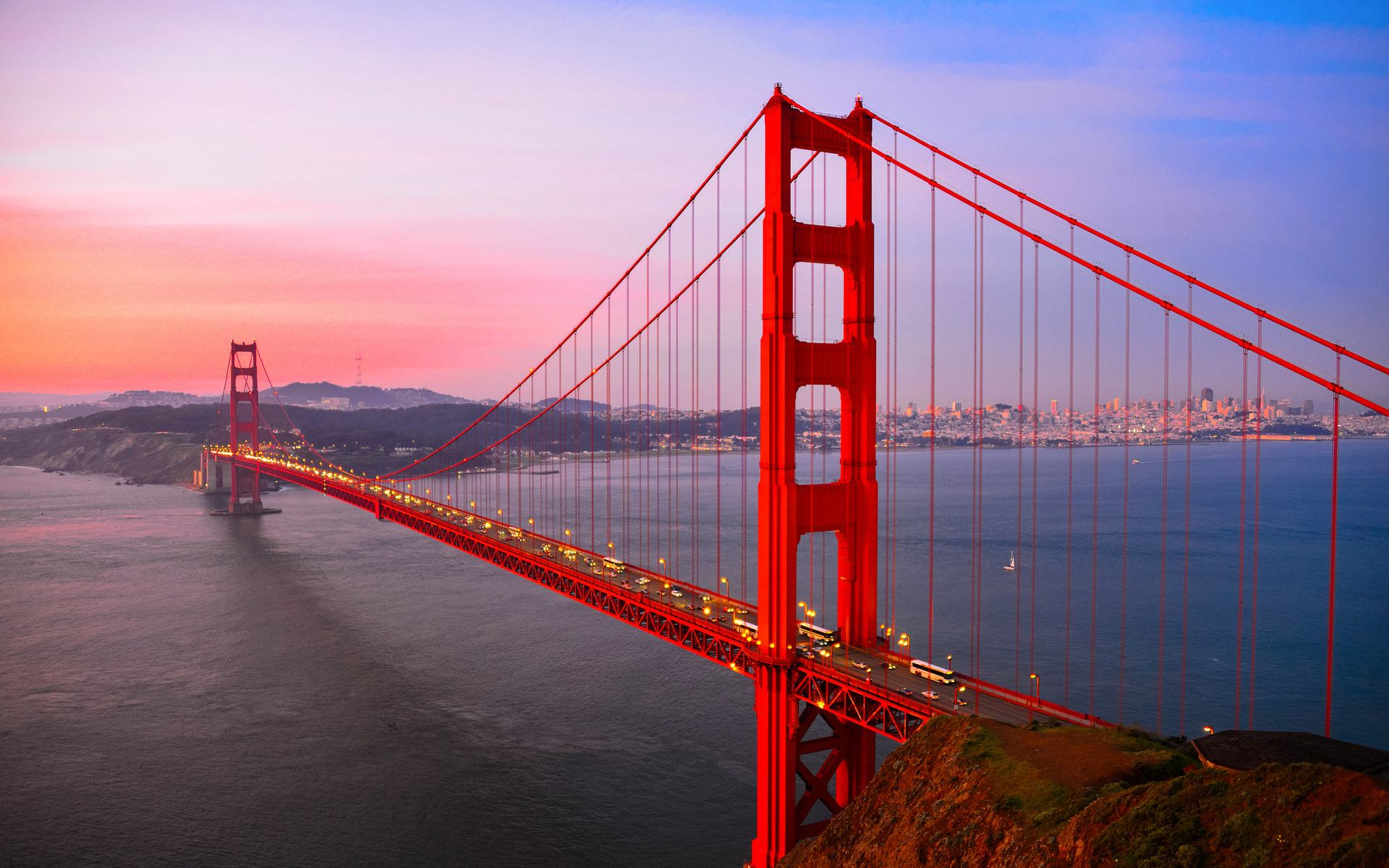 сан франциско мост фото