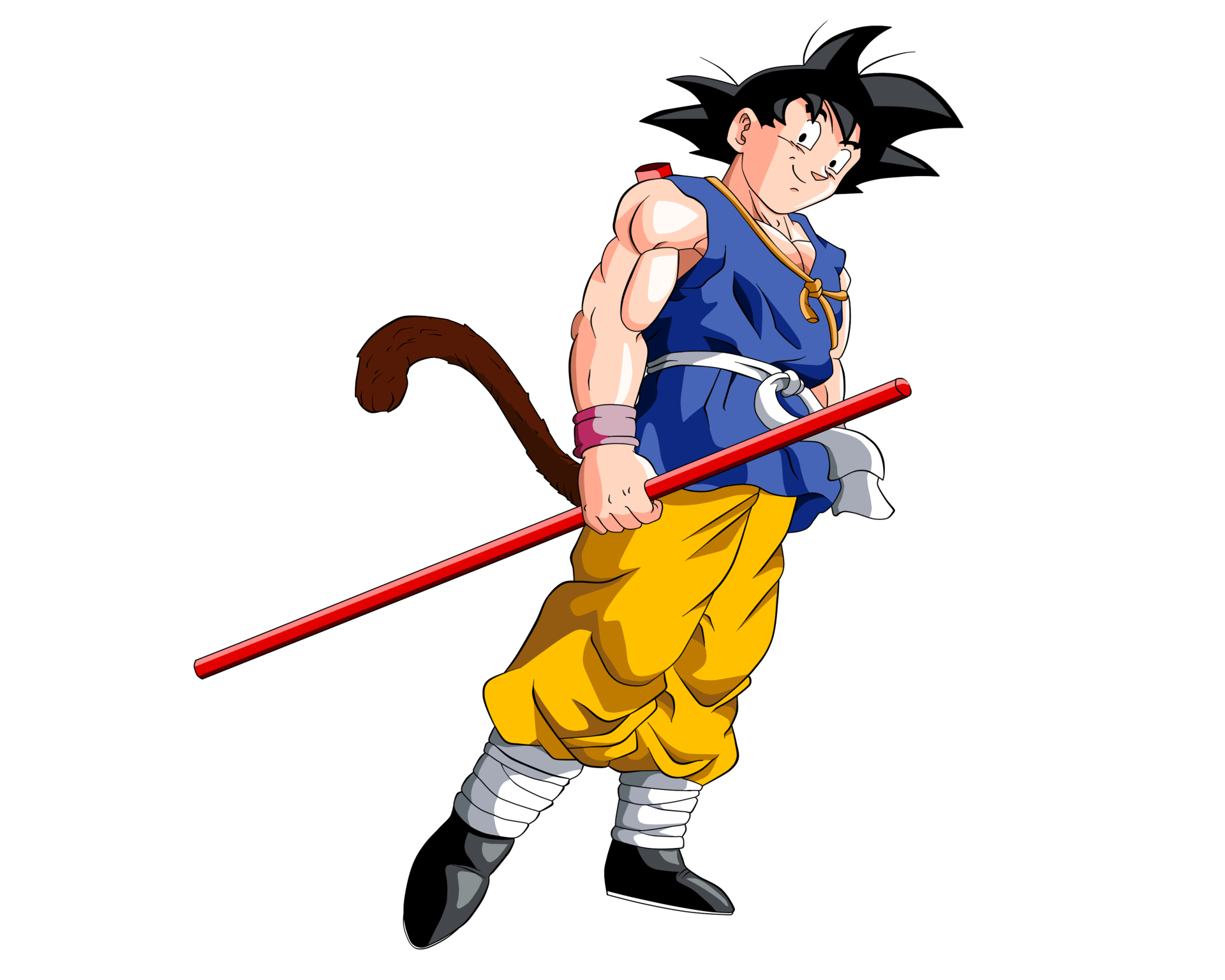 Goku 4k ultra hd wallpaper background image 5000x4000 - Dragon ball gt goku wallpaper ...
