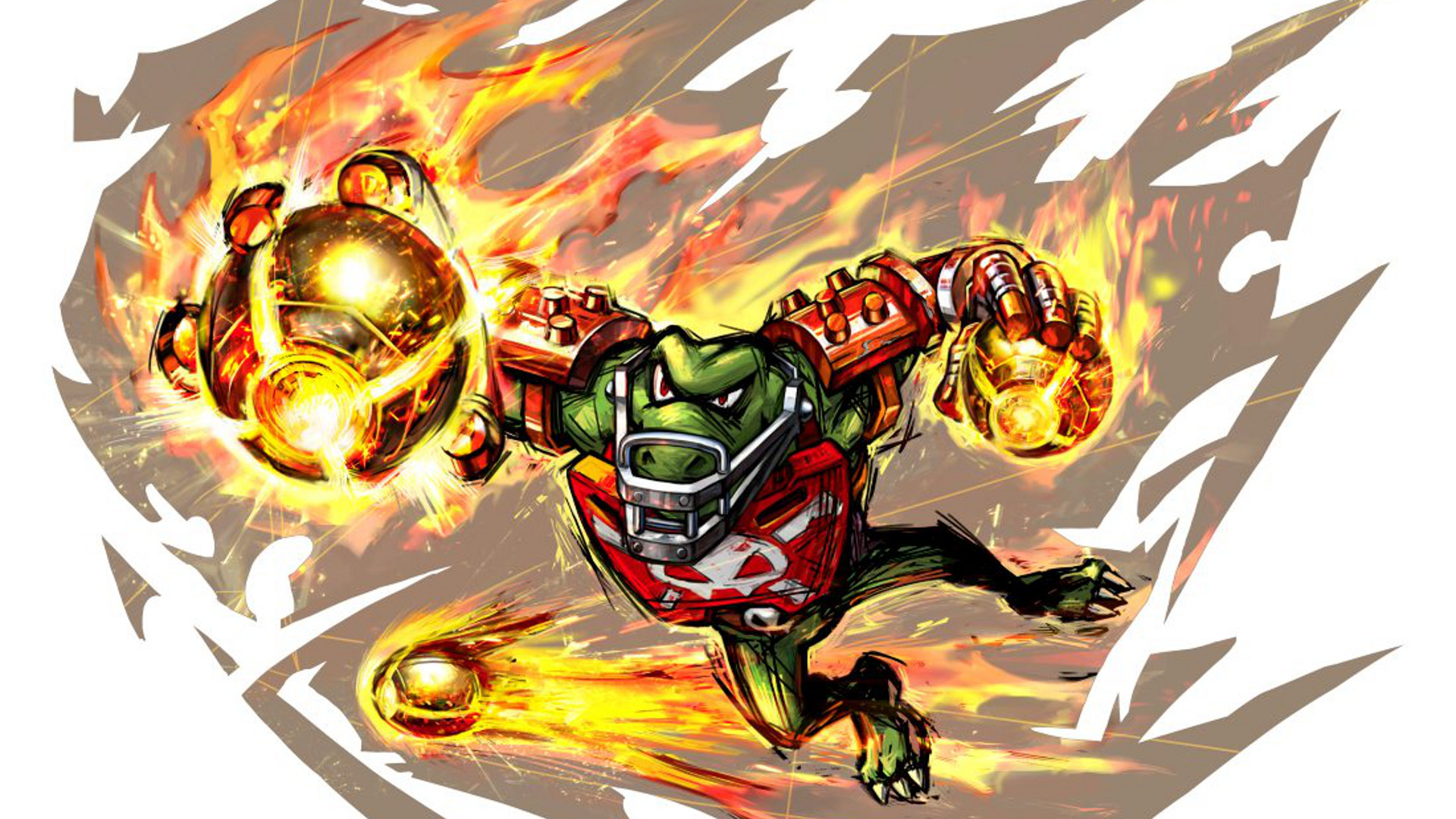 6 mario strikers charged hd wallpapers