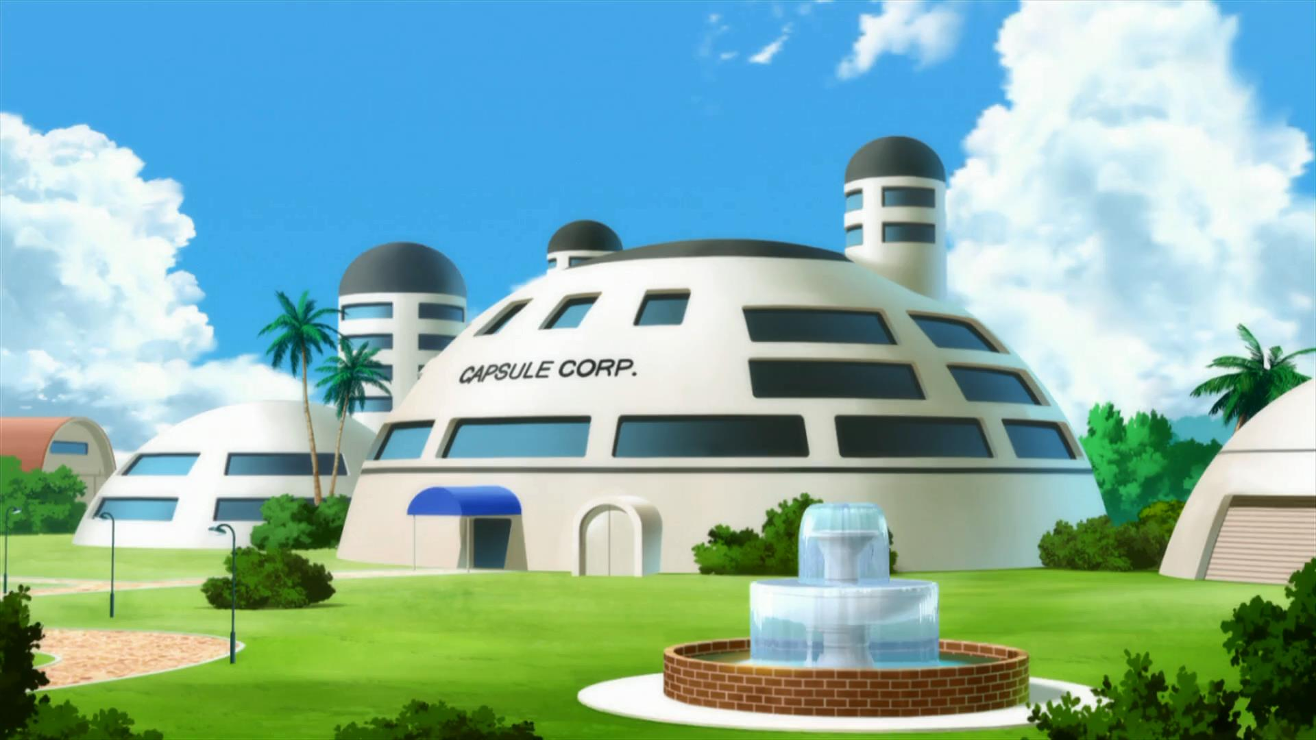 Capsule corp hd wallpaper background image 1920x1080 - Dragon ball super background music mp3 download ...