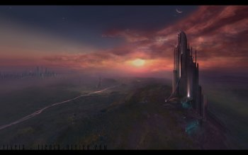 Science-Fiction - Großstadt Wallpapers and Backgrounds ID : 6775
